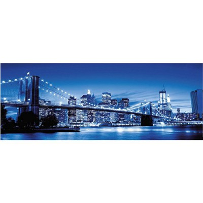 Ravensburger-15050 Jigsaw Puzzle - 1000 Pieces - Panoramic : New York Lights