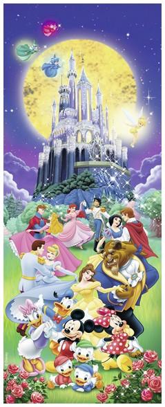 Puzzle Ravensburger-15056 Disney Castle