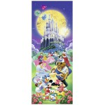 Puzzle  Ravensburger-15056 Disney Castle