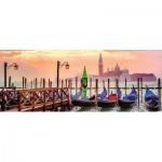 Puzzle  Ravensburger-15082 Gondolas in Venice