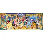 Puzzle  Ravensburger-15109 Disney Group Picture