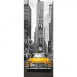 Ravensburger-15119 Jigsaw Puzzle - 1000 Pieces - Panoramic - New York Taxi