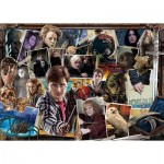 Puzzle  Ravensburger-15170 Harry Potter (TM)