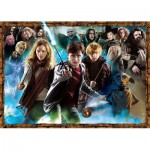 Puzzle  Ravensburger-15171 Harry Potter