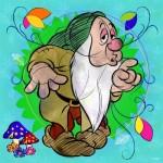 Puzzle  Ravensburger-15207 Disney - Pisolo