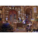 Puzzle  Ravensburger-15292 Gallery of Learning