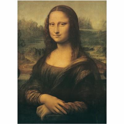 Ravensburger-15296 Jigsaw Puzzle - 1000 Pieces - Leonardo da Vinci : Mona Lisa, La Gioconda