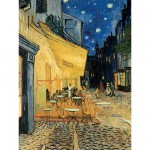 Ravensburger-15373 Jigsaw Puzzle - 1000 Pieces - Van Gogh : Cafe Terrace by Night