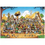 Ravensburger-15434 Jigsaw Puzzle - 1000 Pieces - Asterix and Obelix : Family Picture