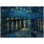 Ravensburger-15614 Jigsaw Puzzle - 1000 Pieces - Van Gogh : Starry Night