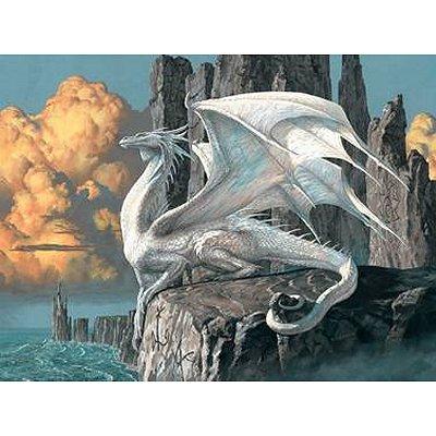 Ravensburger-15696 Jigsaw Puzzle - 1000 Pieces - Dragon