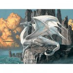 Ravensburger-15696 Jigsaw Puzzle - 1000 Pieces - Dragon