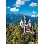 Ravensburger-15755 Jigsaw Puzzle - 1000 Pieces - Neuschwanstein Castle in Autumn