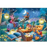 Ravensburger-15875 Jigsaw Puzzle - 1000 Pieces - Winnie the Pooh : Looking at the Stars