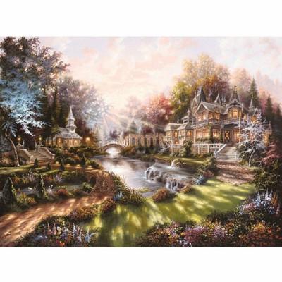 Ravensburger-15944 Jigsaw Puzzle - 1000 Pieces - Dawn Light