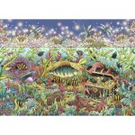 Puzzle  Ravensburger-15988 The Underwater World at Twilight