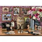 Puzzle  Ravensburger-15994 My Kittens