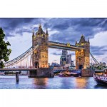 Puzzle  Ravensburger-16017 London