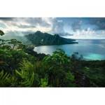Puzzle  Ravensburger-16106 View of Hawaii