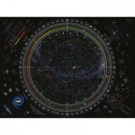 Puzzle  Ravensburger-16213 Map of the Universe