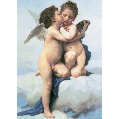 Ravensburger-16228 Jigsaw Puzzle - 1500 Pieces - William Bouguereau : Angels