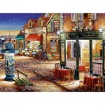 Puzzle  Ravensburger-16244 A Secret Corner in Paris
