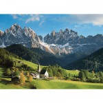 Ravensburger-16269 Jigsaw Puzzle - 1500 Pieces - Dolomites, Italy