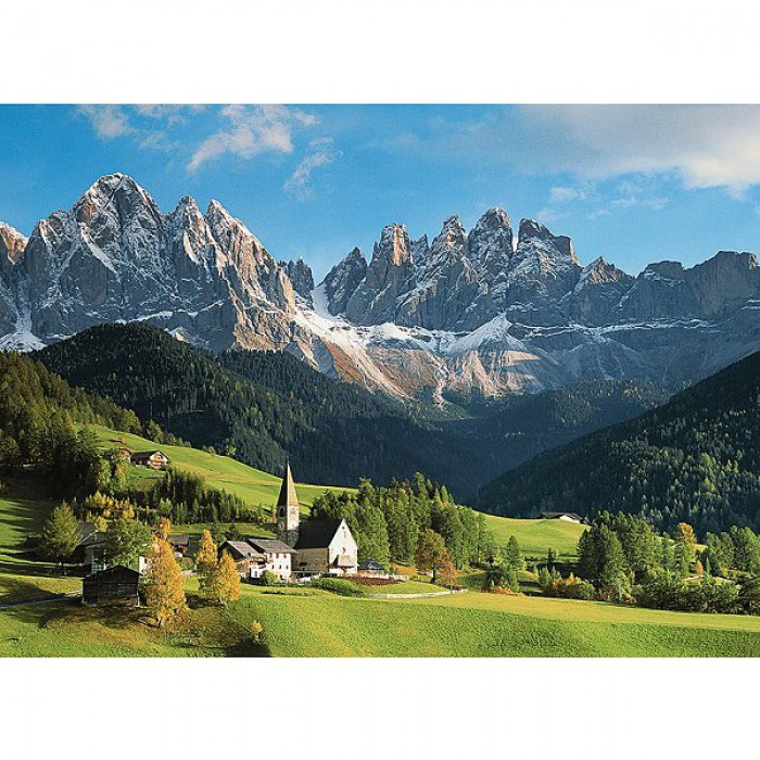 Jigsaw Puzzle - 1500 Pieces - Dolomites, Italy