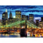 Ravensburger-16272 Jigsaw Puzzle - 1500 Pieces : New York Skyline
