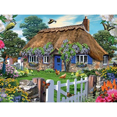 Puzzle Ravensburger-16297 Howard Robinson - At the Cottage