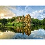 Puzzle  Ravensburger-16301 Teutoburger Wald