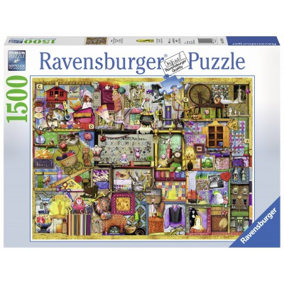 Puzzle Ravensburger-16312 Colin Thompson