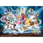 Puzzle  Ravensburger-16318 Disney's Magical Storybook