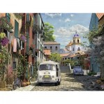 Puzzle  Ravensburger-16326 South of France Idyllic