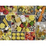 Puzzle  Ravensburger-16330 Time for Pasta!