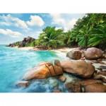 Puzzle  Ravensburger-16334 Fantastic Beach