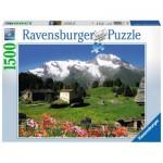 Puzzle  Ravensburger-16344 Le Monal - Saint-Foy Tarentaise, France