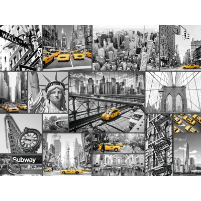 Puzzle Ravensburger-16354 New York