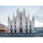 Puzzle  Ravensburger-16399 Milano - Italian Classics