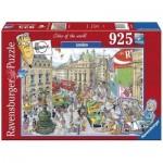 Puzzle  Ravensburger-16432 London
