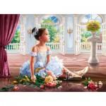 Puzzle  Ravensburger-16448 Ballerina's dream