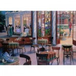 Puzzle  Ravensburger-16449 Coffee Break