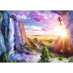 Puzzle  Ravensburger-16452 The Climber's Luck