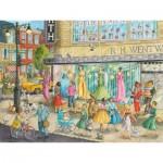 Puzzle  Ravensburger-16459 Fashion Avenue