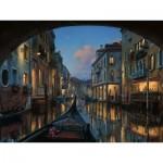 Puzzle  Ravensburger-16460 Venetian Dream