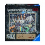 Ravensburger-16484 Exit Puzzle - In the Toy Factory