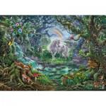 Ravensburger-16512 Escape Puzzle - Unicorn