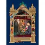 Puzzle  Ravensburger-16515 Harry Potter - On the Way to Hogwarts