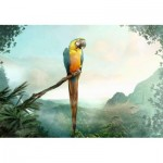 Ravensburger-16539 Puzzle Moment - Parrot