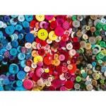 Puzzle  Ravensburger-16563 Challenge - Buttons